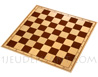 Wooden chessboard 50mm cases for chessmans [nb5] with (delivered without chessman)