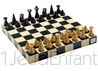 Cayro - Luxe Design Lacquered chessboard - for chessmans [nb3] NOT included