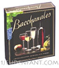Tasting game BACCHANALES with 40 aromas of wines and wine tasting guide