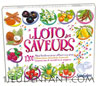 Loto of the Flavours - educational game to discover the flavours and develop taste  multilingual version: french, spanish, deutch, dutch