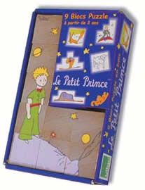 Little Prince - Jigsaw blocks