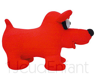 keith haring wolf
