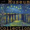 Vincent VAN GOGH - Starry night (on the Rh�ne) - Orsay Museum - Museum collection  Puzzle 1000 elements