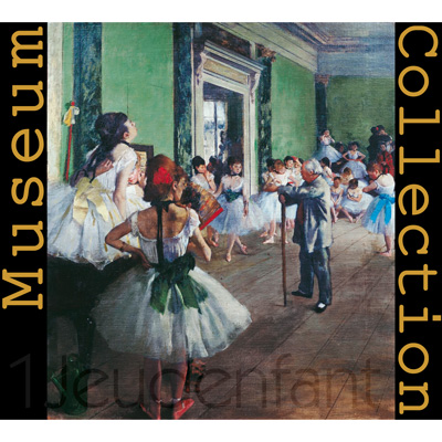 Degas - The Ballet Class - Orsay Museum