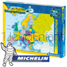 Michelin Europe map jigsaw with 104 maxi elements