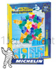Michelin France map jigsaw with 104 maxi elements