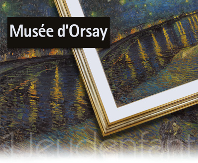 The Orsay museum is one of the world's most important museums.