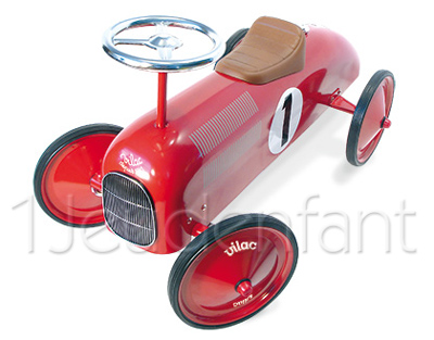 VILAC The Speedsters, Speedster red Car 1049